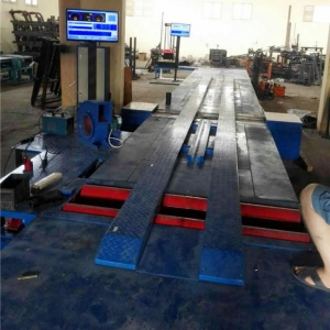 Motorcycle/Tricycle testing line