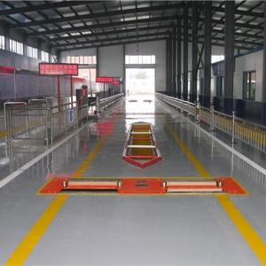 Automobile test line