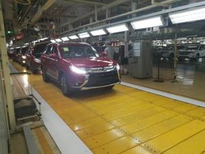SUV Assembly Line